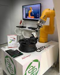 CMR   COORDINATE MEASURING ROBOT