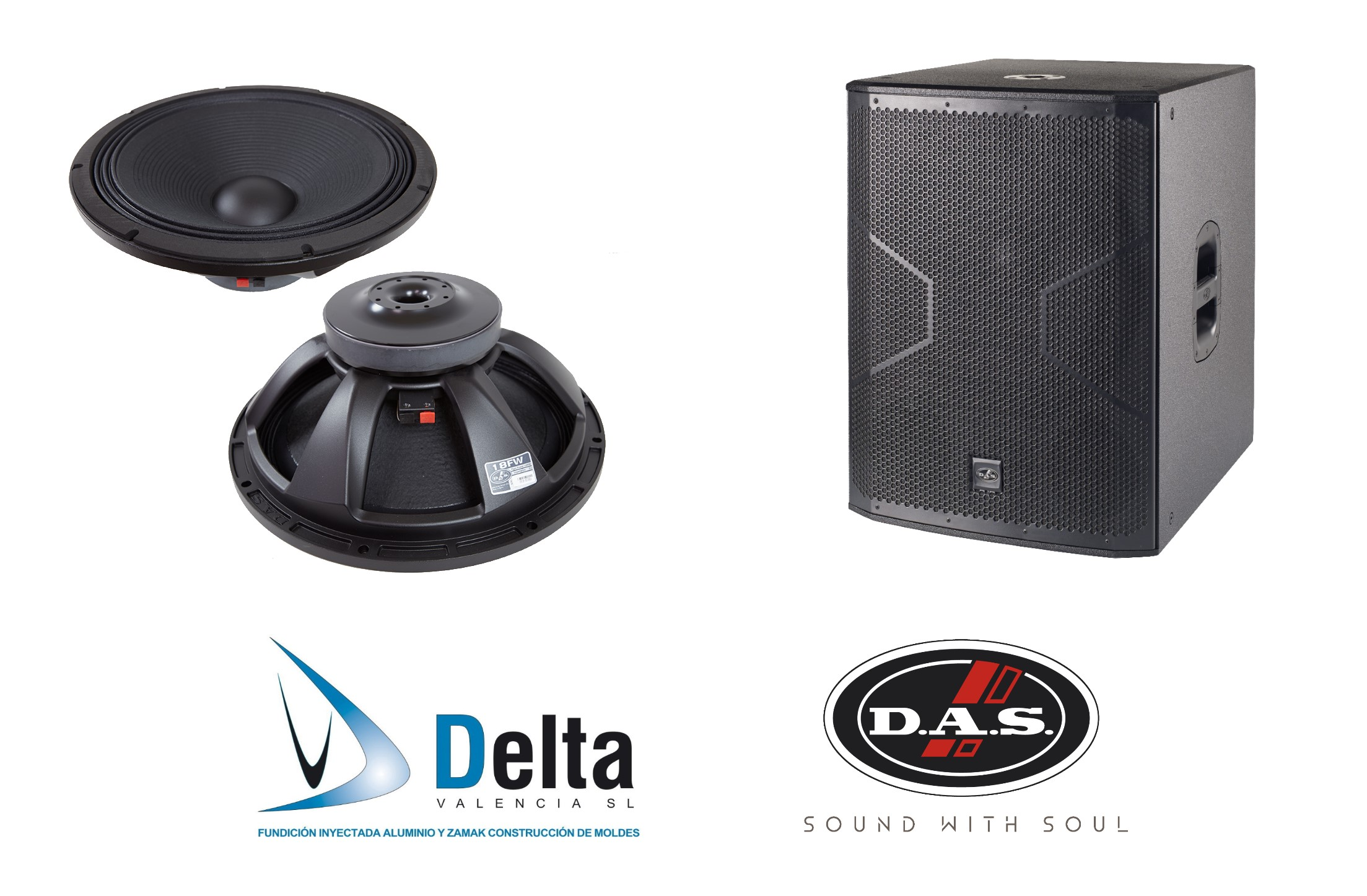 Altavoz D.A.S. Audio
