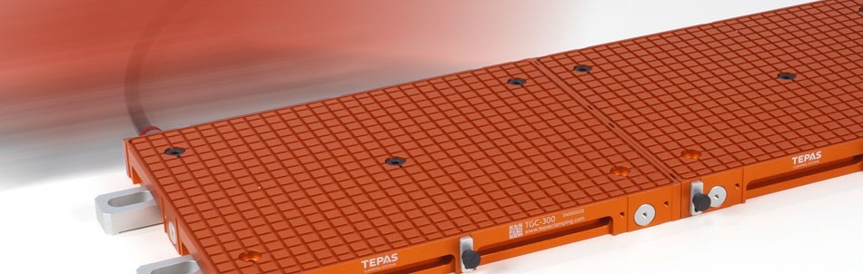 TEPAS Clamping Systems