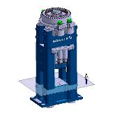 32000 TON CLOSE-DIE PRESS