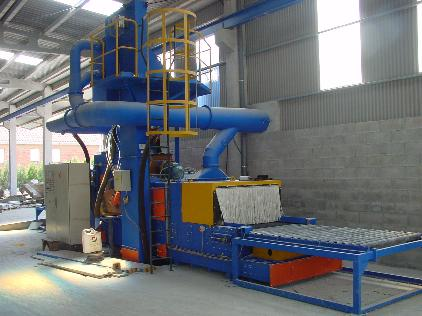 HORIZONTAL  LOAD CONVEYORS MACHINE