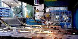 3D laser cutting and welding stations