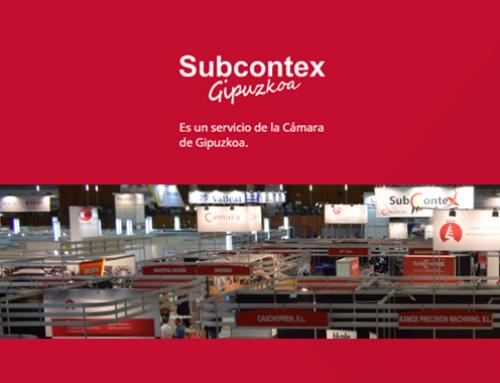 Éxito de la participación agrupada guipuzcoana en SUBCONTRATACIÓN'19